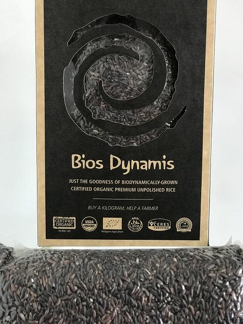 Ripe Organic Black Rice
