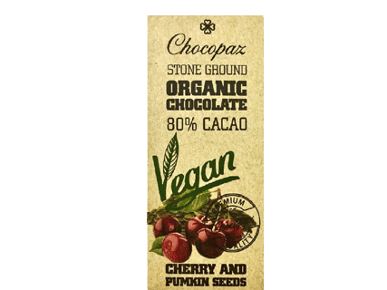 Ripe Organic Vegan Dark Chocolate