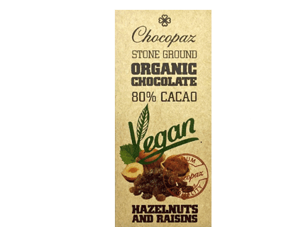 Ripe Organic Vegan Chocolates