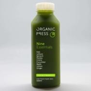 Nine Essentials, Organic Press