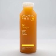 Go Ginger, Organic Press