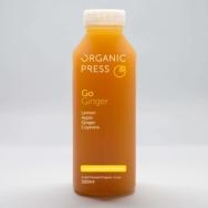 Go Ginger, Organic Press