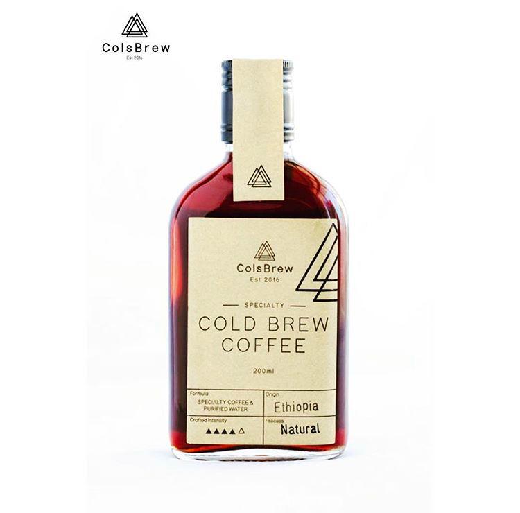 Ripe Organic Brew Coffee, Cols