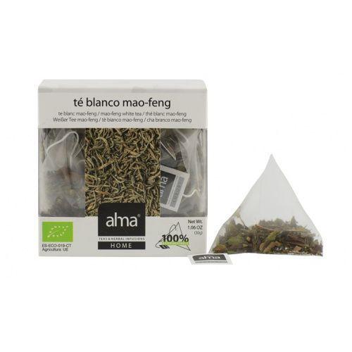 Ripe Organic - Green Tea- White Tea - Mao Feng - Alma