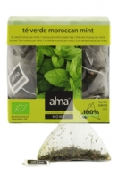 Moroccan Mint Green Tea, Alma