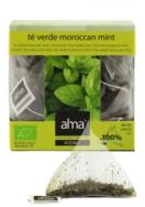 Moroccan Mint Green Tea, Alma