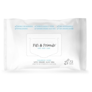 Biodegradable Baby Wipes, Fifi & Friends