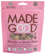 Strawberry Muesli Mini Pouch, Madegood