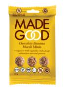 Chocolate Banana Muesli Mini Pouch, Madegood