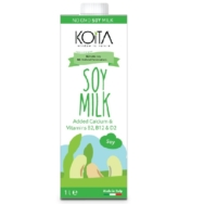 Non-GMO Soy Milk, Koita