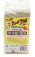 Organic Buckwheat Flour, Bob's Red Mill