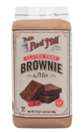 Gluten Free Brownie Mix, Bob's Red Mill