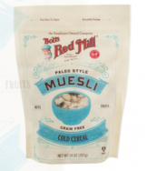 Paleo Style Muesli, Bob's Red Mill