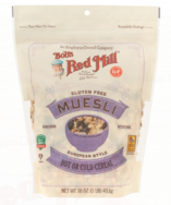 Gluten Free Muesli, Bob's Red Mill