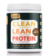 Rich Chocolate Powder, Clean Lean Protein