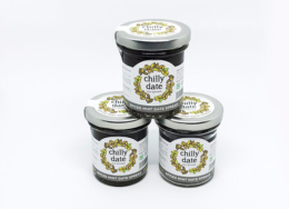 Organic Spiced Mint Date Spread, Chilly Date