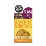 Lemon Rawkin Roons, Planet Organic