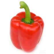 Organic Capsicum, Red