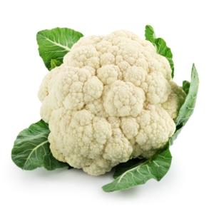 Ripe Organic Cauliflower