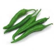 Organic Chilli, Green