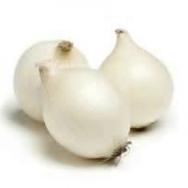 Organic Onion, White