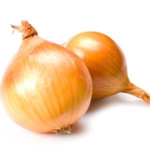 Ripe Organic Onions - Yellow Onions