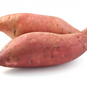 Ripe Organic Sweet Potatoes