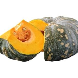 Ripe Organic Pumpkin