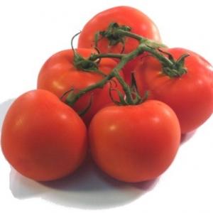 Ripe Organic Vine Tomato