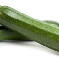 Organic Zucchini, Green