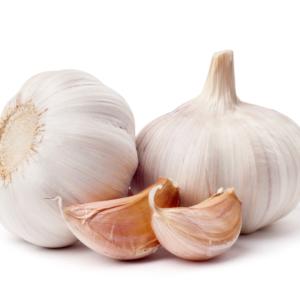 Ripe Organic Garlic