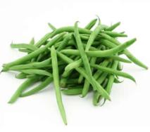 Organic Beans, Round Green