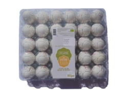 Organic Free Range Eggs, Ripe 30pc Tray