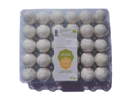Organics Eggs Available at Ripe Organic Shops