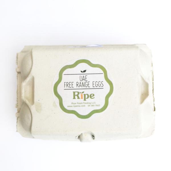 Ripe Organic Free Range Eggs