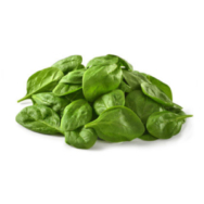 Spinach, Baby 200g