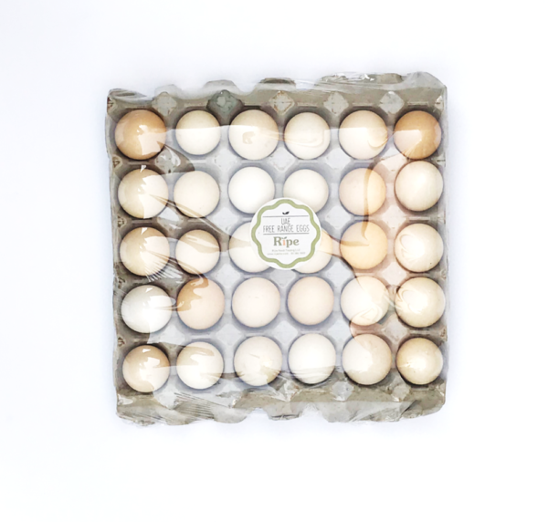 Ripe Organic - Free Range Eggs