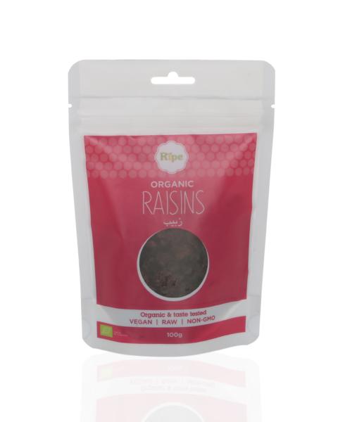 Raisins, 100g, Ripe