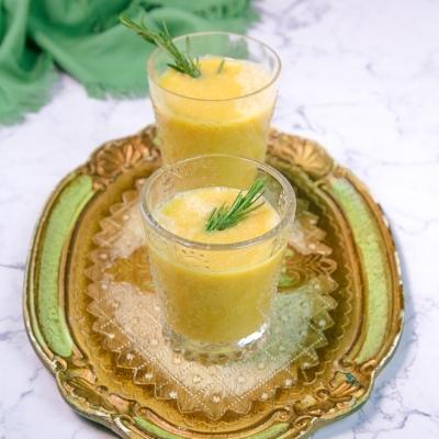 Ramadan Saffron Cashew Drink