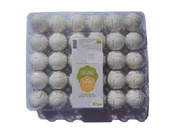 Ripe Eggs 30 Pack Top