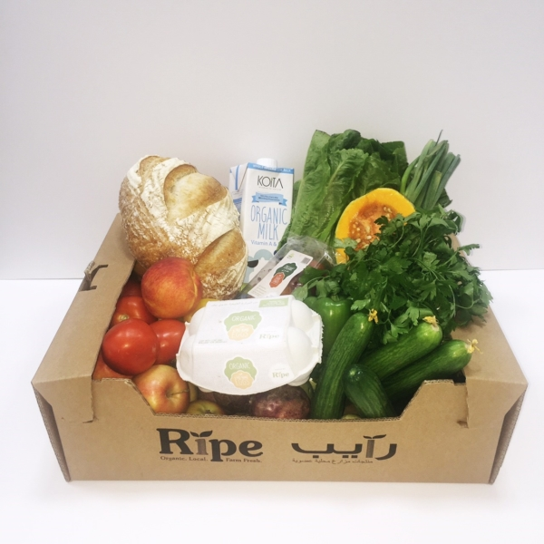 Ripe Organic Family Box