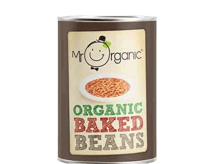Ripe Organic Foods_Mr Organic Baked Beans