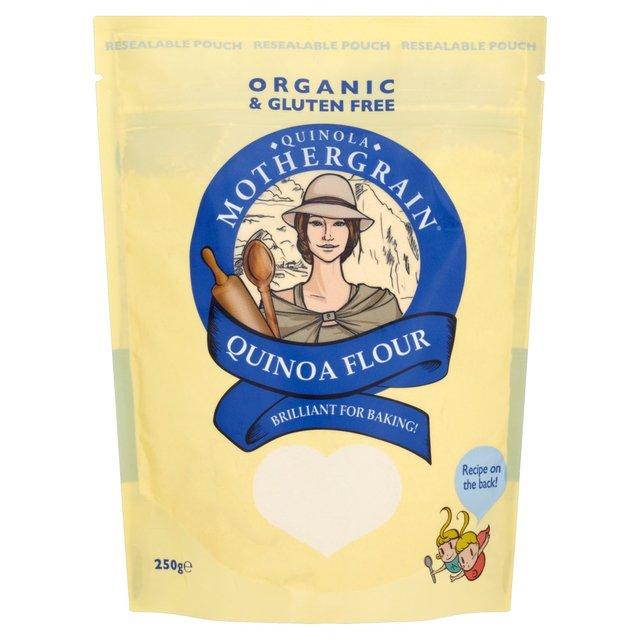 Ripe Organic Foods_Organic Flour Quinoa