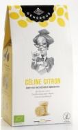 Celine Citron Organic Biscuits, Generous 120g