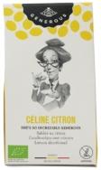 Celine Citron Organic Biscuits, Generous  40g