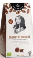 Charlotte Chocolate Organic Biscuits, Generous 120g