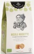 Nicole Noisette Organic Biscuits, Generous 100g