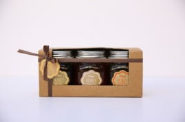 Raw Honey Mini Gift Collection, Ripe Organic