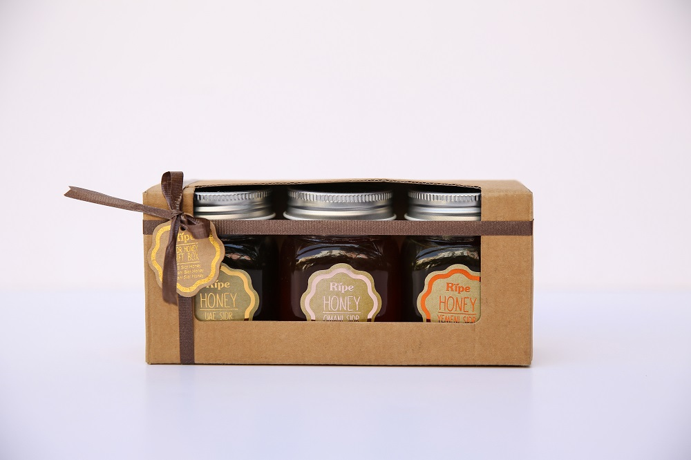 Ripe Organic Gift Collection - Yemen Oman UAE Honey