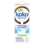 Dairy Free Coconut Milk, koko